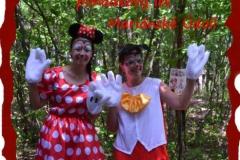 Minnie a Mickey
