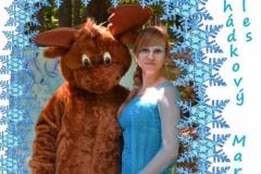 Elsa a Sven
