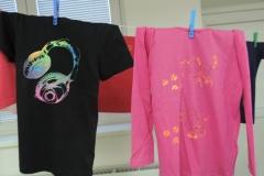 malovaní na trička